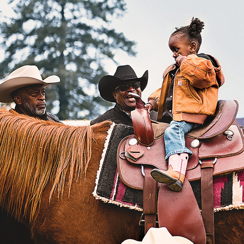 Through a Historic Trail Ride, Black Cowboys and Cowgirls Take Ownership of Their Role in History