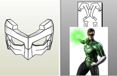 Results For Foam In 2021 Animal Mask Templates Deadpool Mask Batman Armor