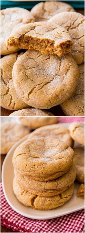 Chewy Brown Sugar Cookies | Sally's Baking Addiction
