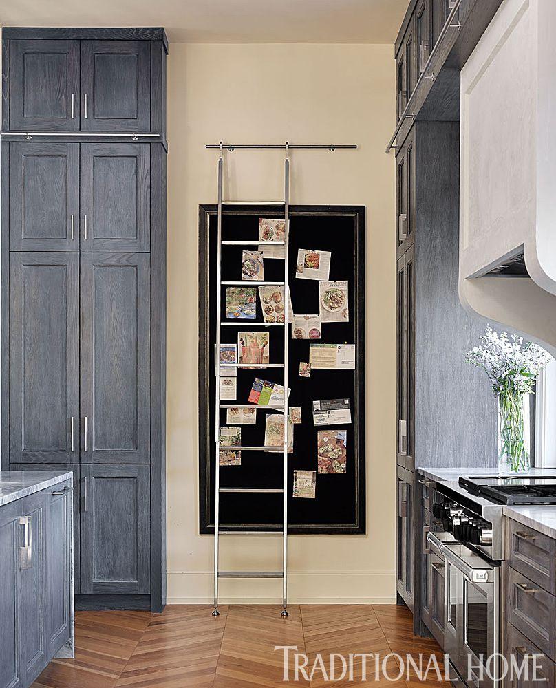 Smart kitchen dressed in stylish neutrals traditional home joel kelly design atlanta la - Smart kitchen furniture ...