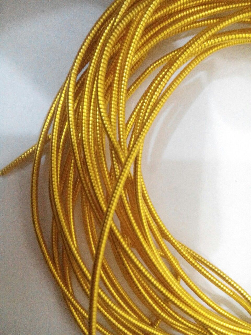Bullion wire material for embroidery Our email: rizwan@youngbirdent ...