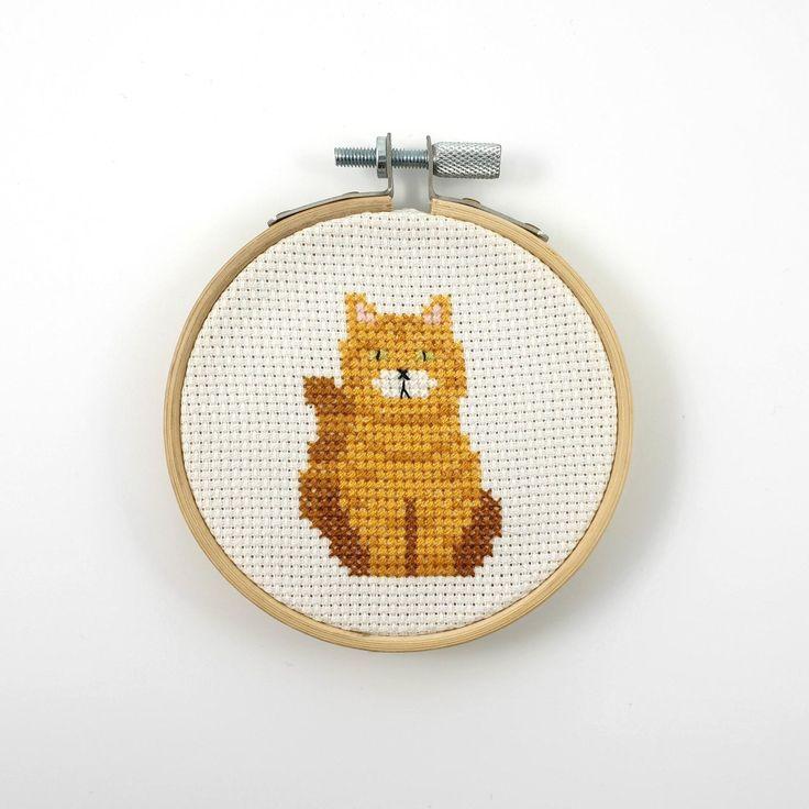 Cat Cross Stitches Funny Cross Stitch Cat cross stitches funny  cat cross stitches pattern cat cross stitches funny cat cross stitches free calico cat cross stitches blac...