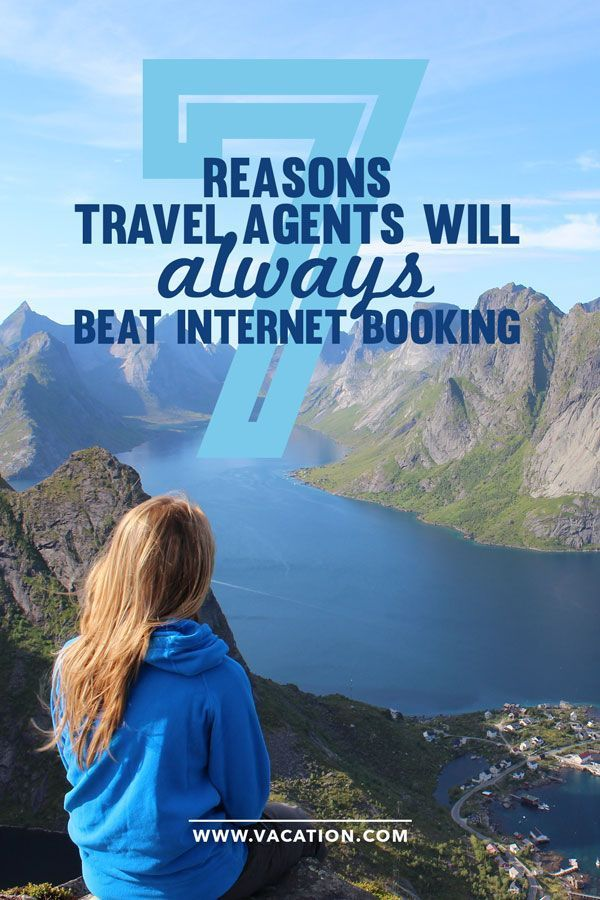 7 reasons a travel agent will always beat Internet booking on your