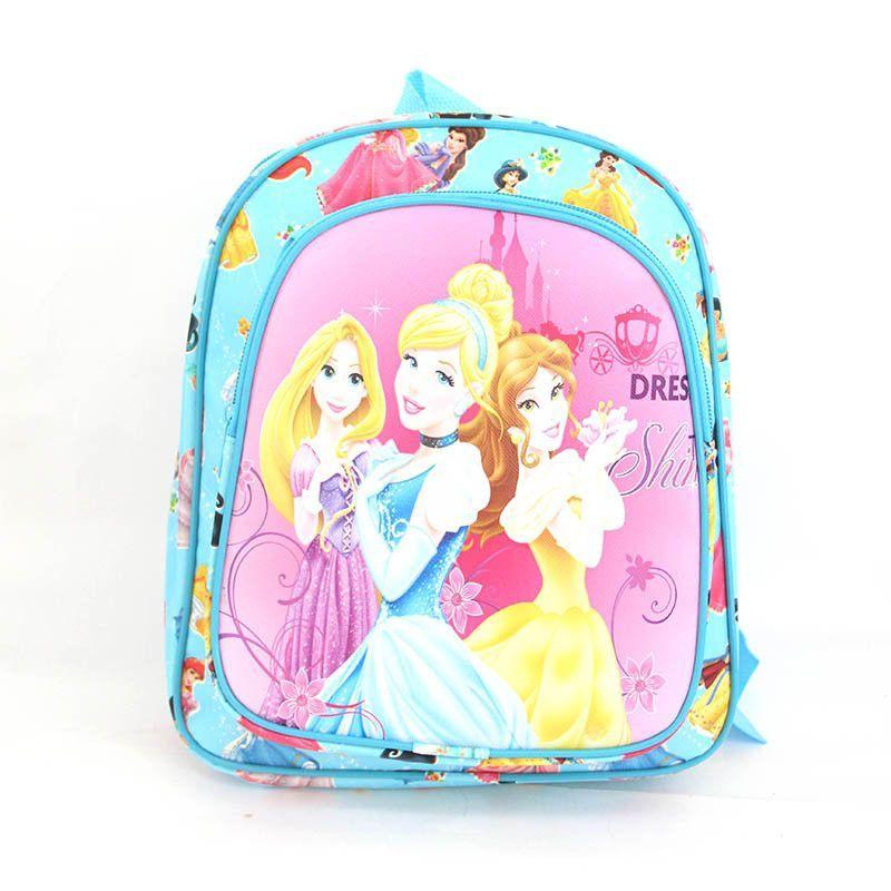 2016 Children Cartoon Backpacks For Kindergarten Kids Minions Elsa Sofia Bag  School Bags For Girl Infantil f2d2375b7a069