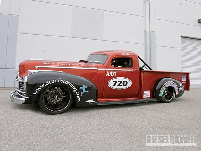 1947 Hudson Pickup - Custom Race Car - Truckin' Magazine