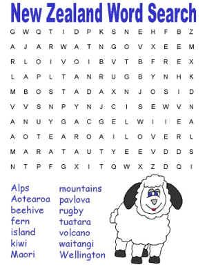word search puzzle kids 39 world word search puzzles australia for kids word puzzles. Black Bedroom Furniture Sets. Home Design Ideas