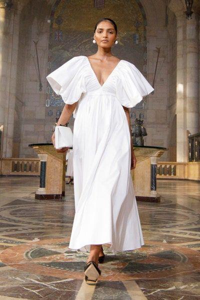 Carolina Herrera Spring 2021 Ready-to-Wear Fashion