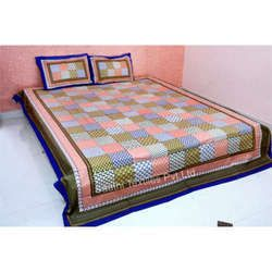 Stylish Colourful Bed Sheet
