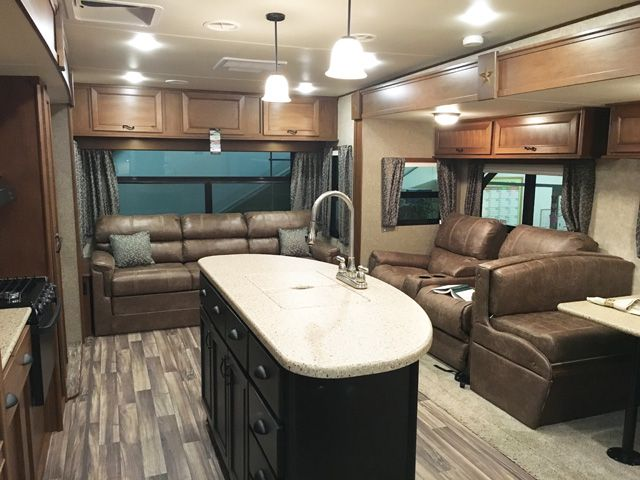 2016 Open Range Light 272Rls  Rear Living With Outside Kitchen Brilliant Travel Trailer With Outdoor Kitchen Review