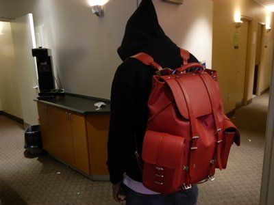 Twon S S 08 Collection With Images Louis Vuitton Louis Leather Backpack