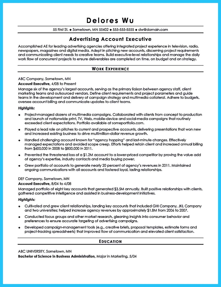 Writing an Attractive ATS Resume Business resume
