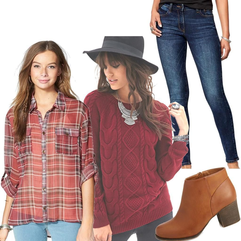 Flannel shirt outfit ideas   Easy Ways to Wear Your Flannels  Casual outfits Clothes and Flannel