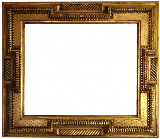 american arts and crafts antique frame by foster brothers arts and crafts antique frames