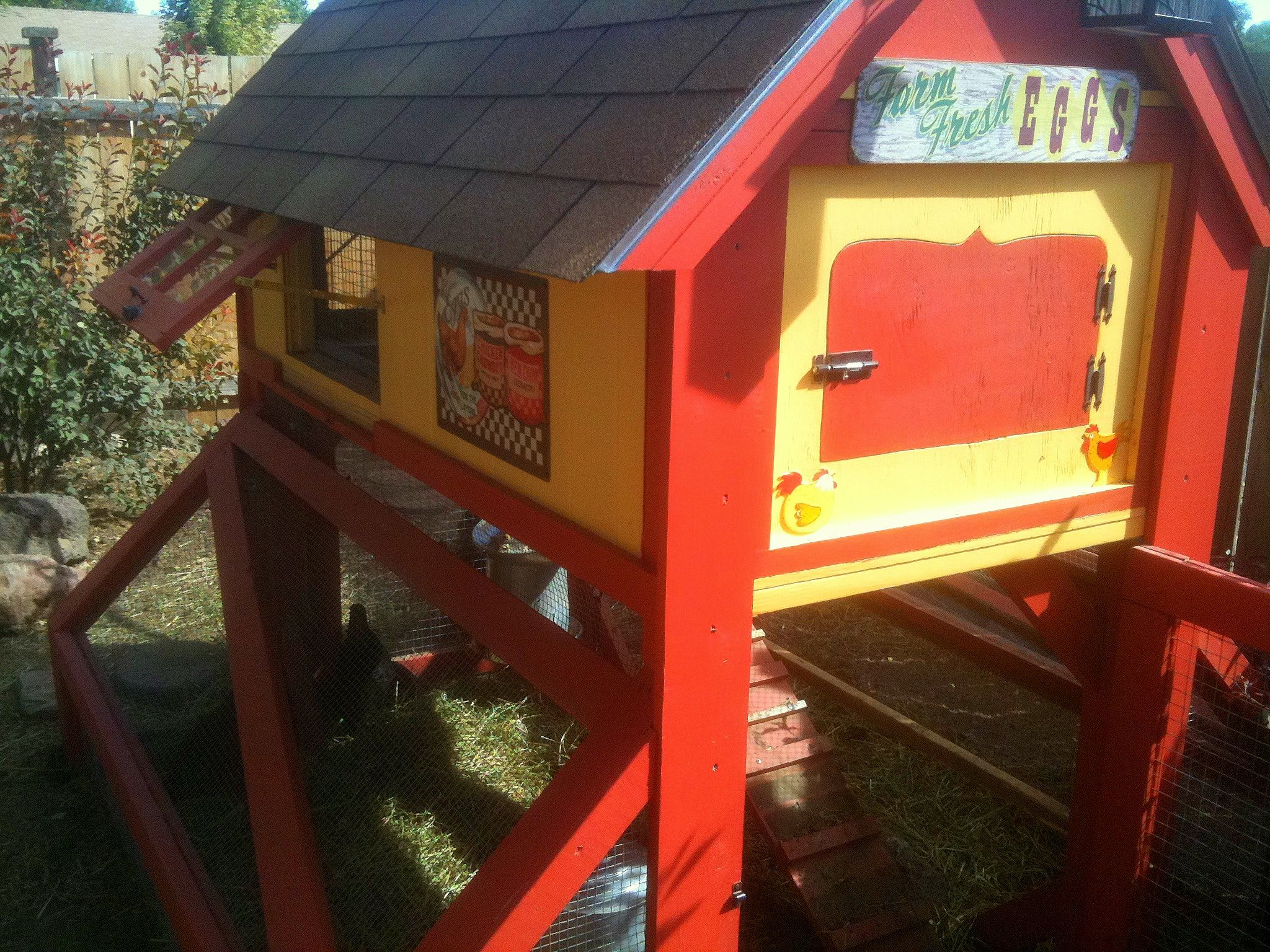 easy backyard chicken coop plans home easy chicken coop and the