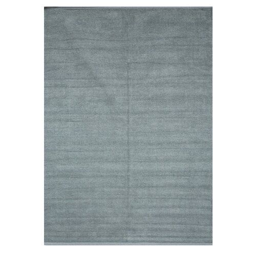 Ovid Handwoven Cotton Grey Rug Ophelia Co Rug Size Rectangle 100 X 150cm Grey White Rug Black Grey Rugs Silver Grey Rug