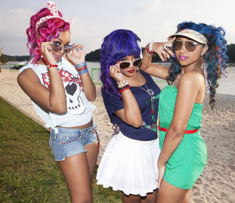 Idea by Brittany G. on Hair inspo   Omg girlz, Girls rules ...  Omg Girls Hairstyles