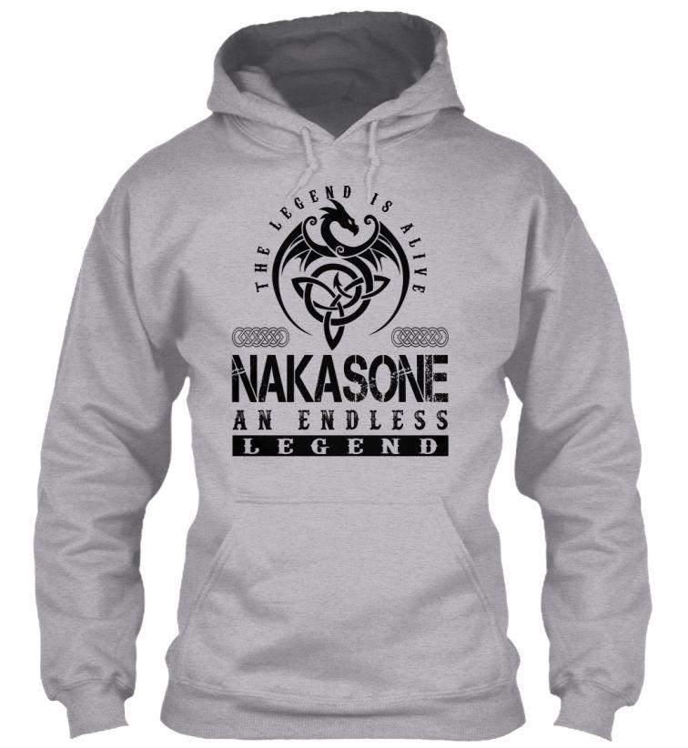 NAKASONE - Legends Alive #Nakasone