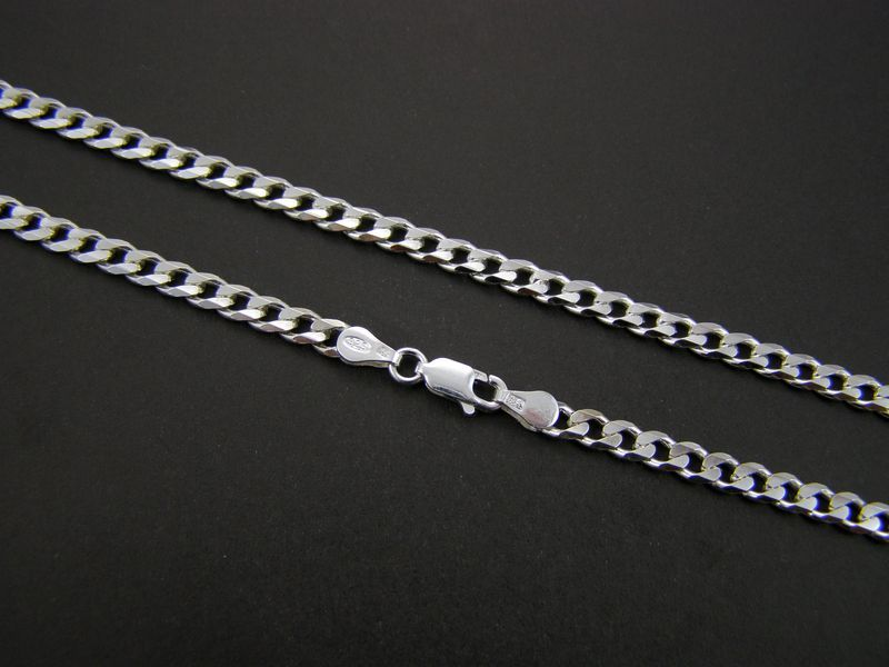 Lancuszek Srebrny Pancerka 18 9g Srebro 925 60 Cm 4597315253 Oficjalne Archiwum Allegro Diamond Diamond Bracelet Jewelry