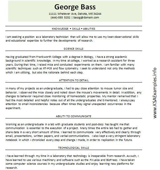 Resume Ksa Examples | Resume Examples | Pinterest | Resume examples
