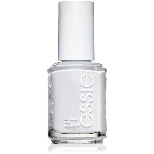 Amazon.com: essie essie nail polish, blanc, 0.46 fl. oz.: Luxury ...