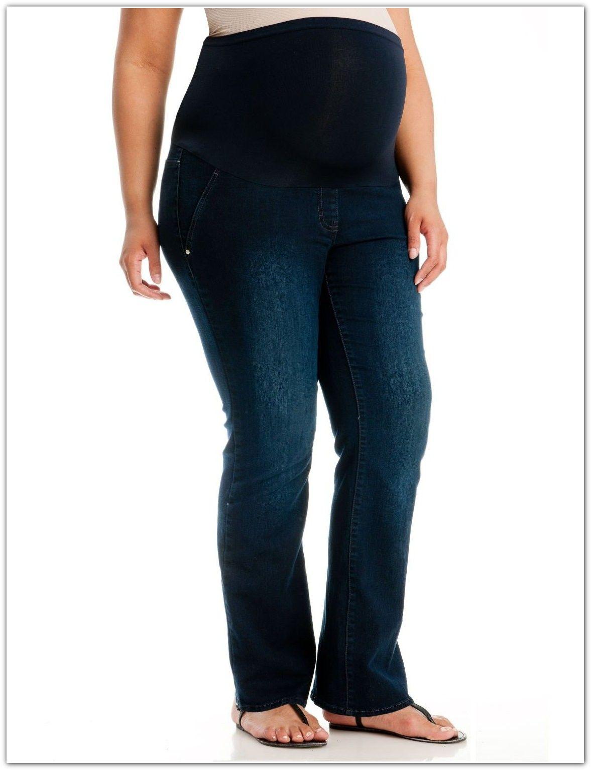 e54726e9ee7e2 The Right Plus Size Maternity Jeans For You