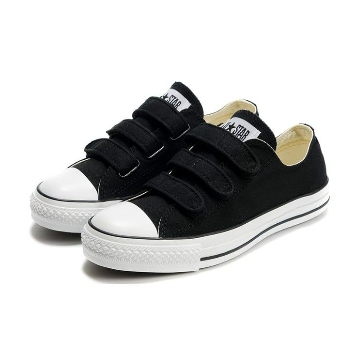 all star converse velcro
