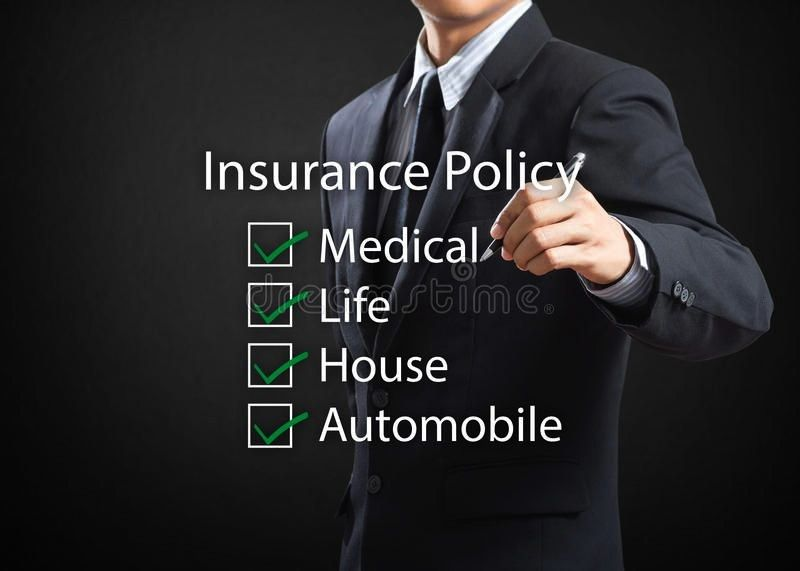 Insurance Sponsored Business Writing Policy Polic Life Man