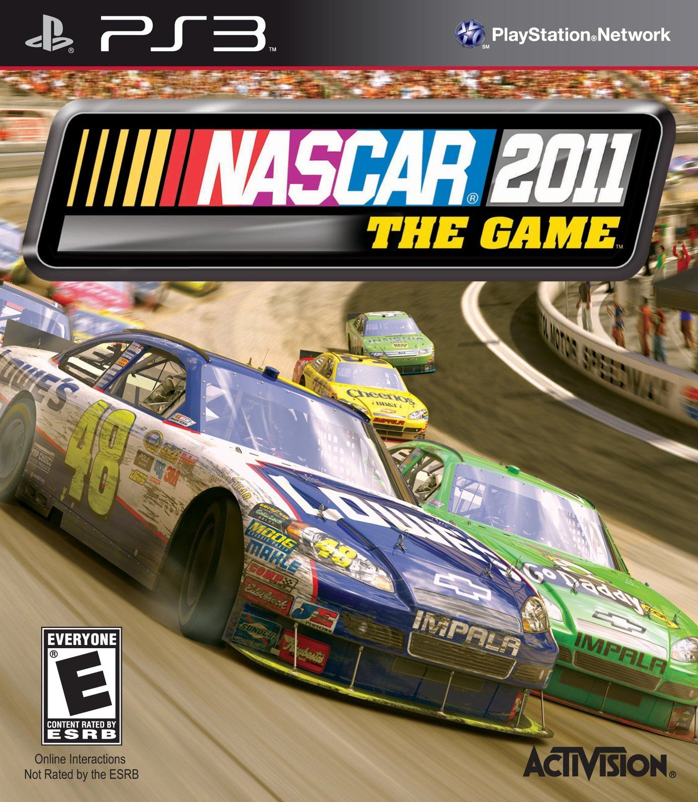 NASCAR The Game 2011 has been built from the ground up to