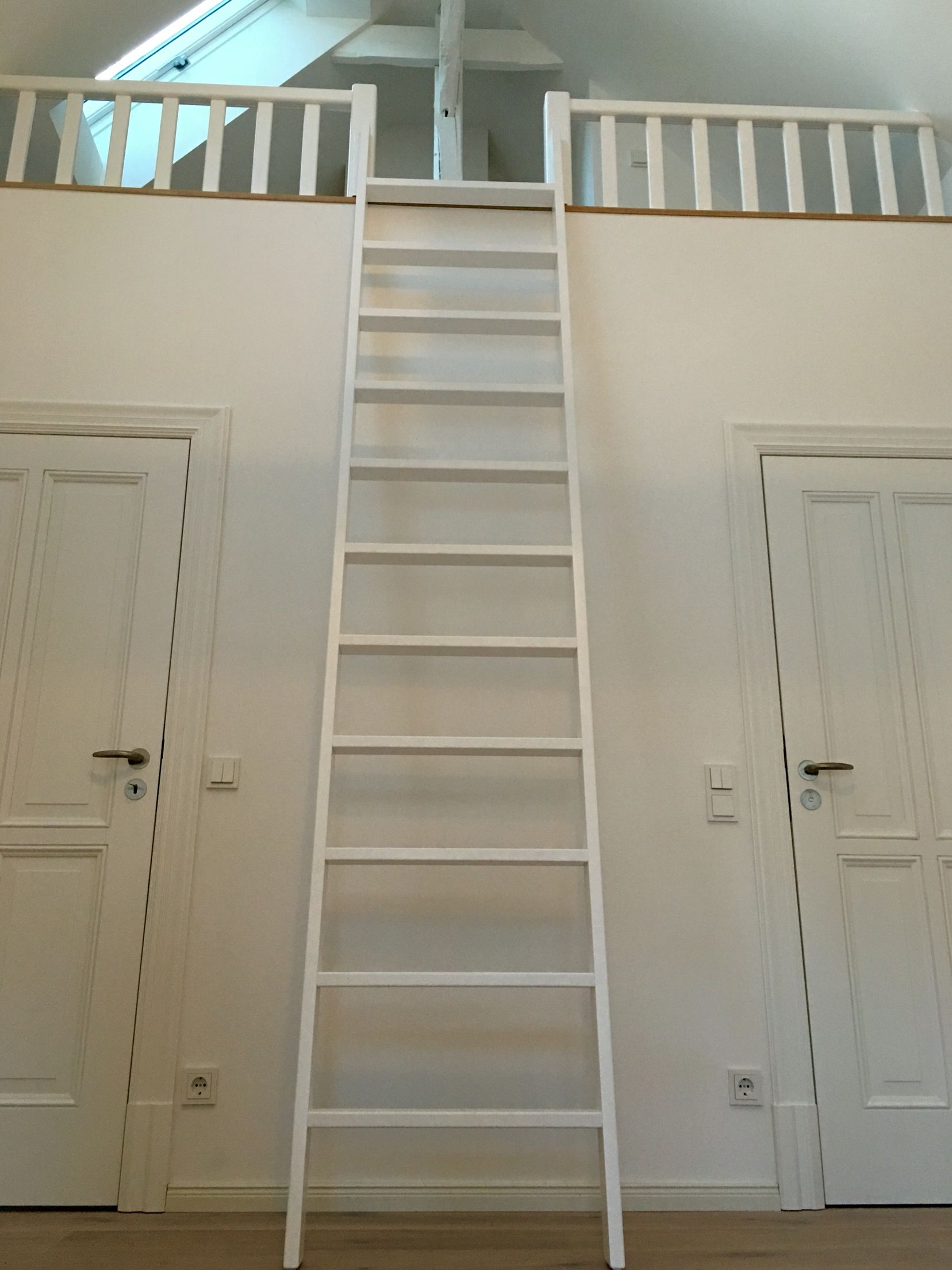 leiter treppe