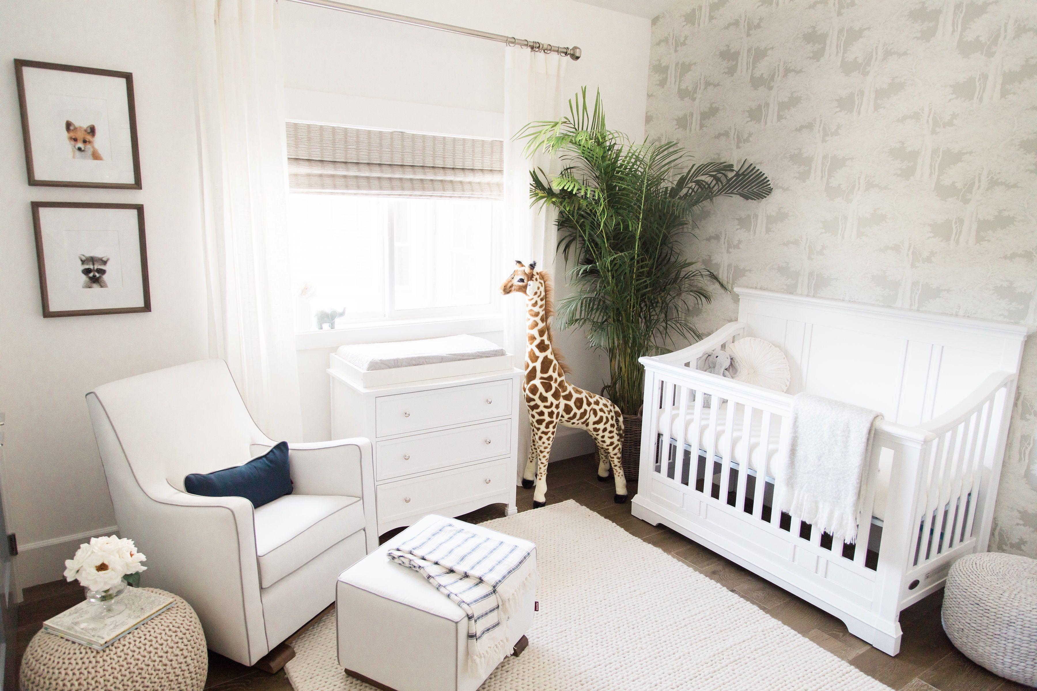 Our Baby Boy S Nursery Decor
