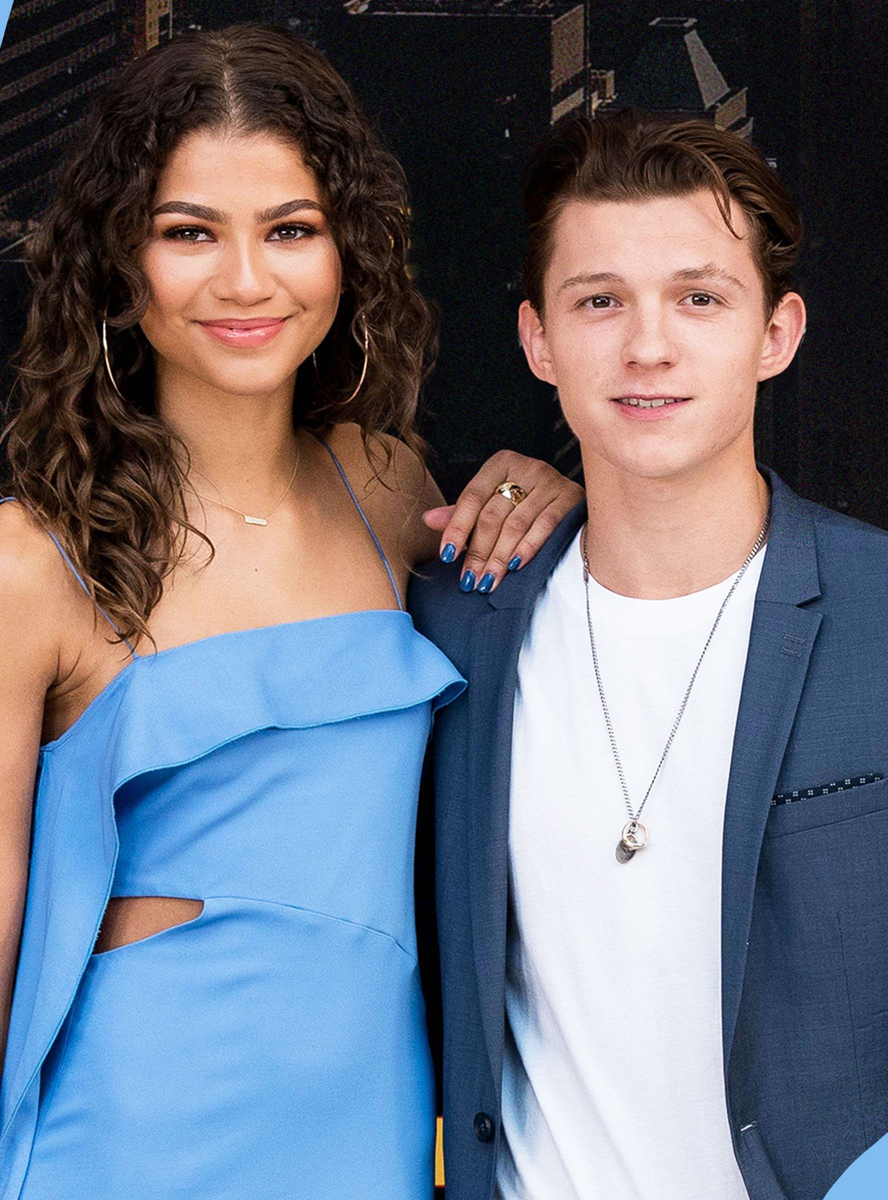 17b39d11d1c9 Zendaya Hilariously Calls Out Tom Holland For His Instagram Flub  https://r29.