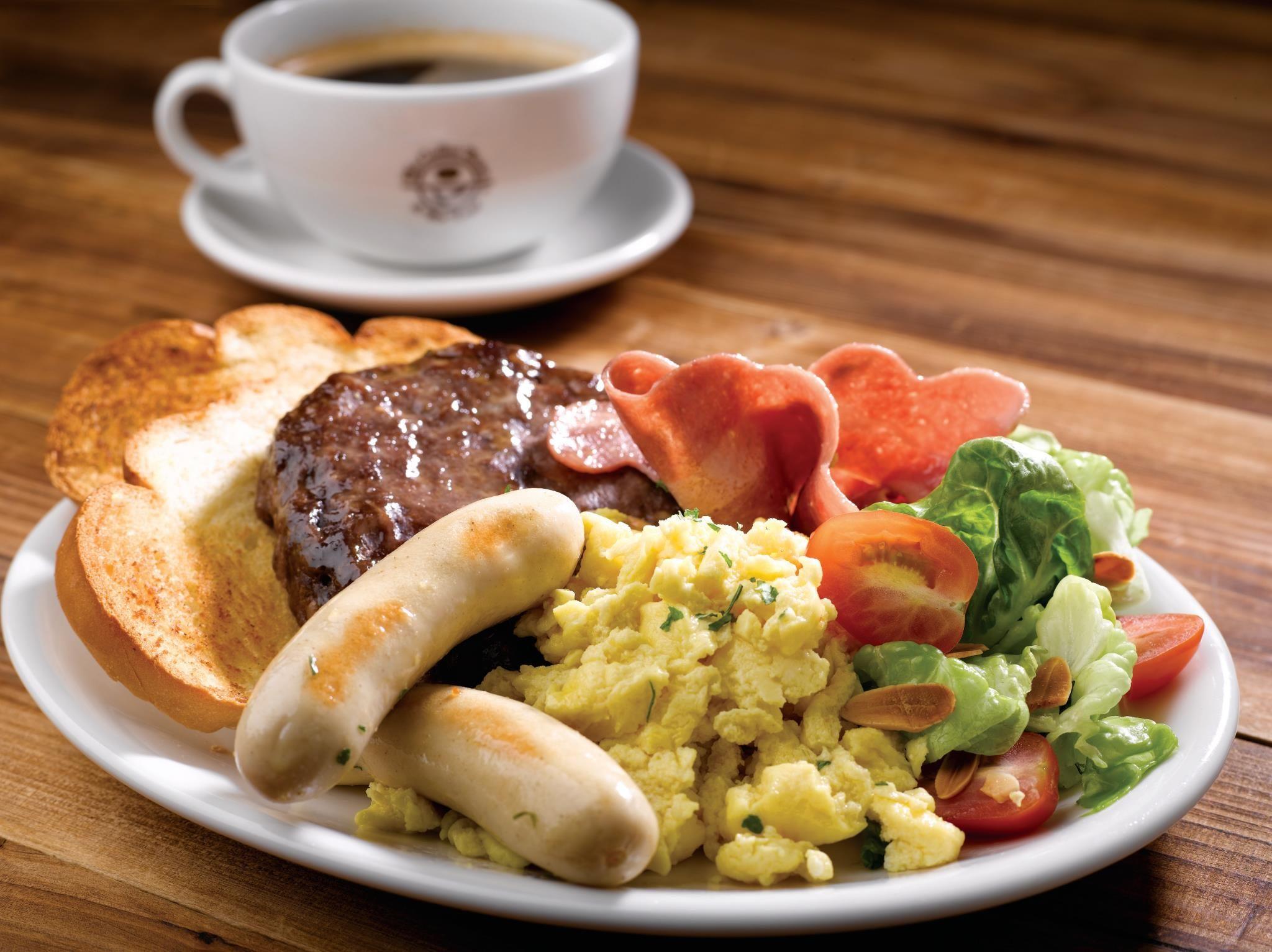 Ultimate Breakfast Set Coffee Bean Cbtl Food Soul Food Ultimate Breakfast