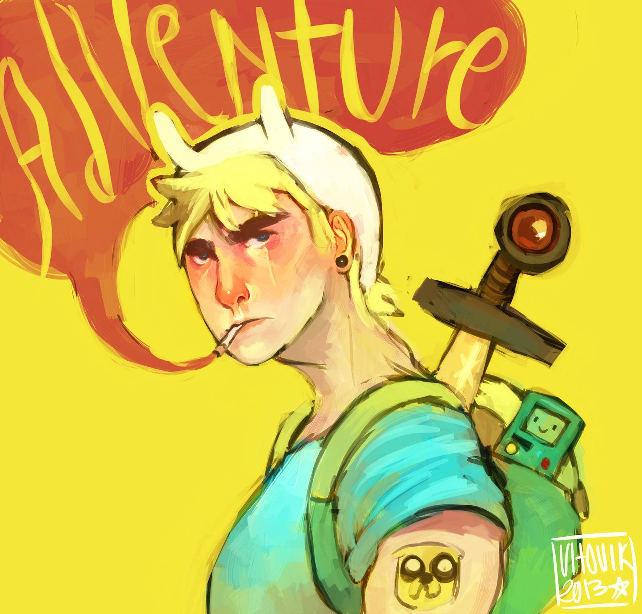 vitovik_adventure-time-finn.jpg (1280×1224)
