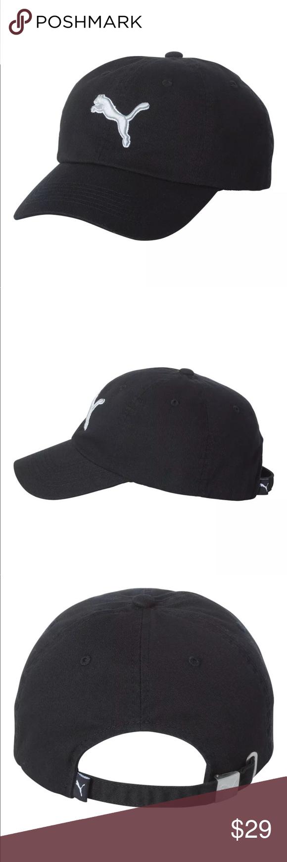 ca6d62c90cb PUMA Black Women s Cap NWOT Puma Black Women s Cap! NWOT Puma Accessories  Hats