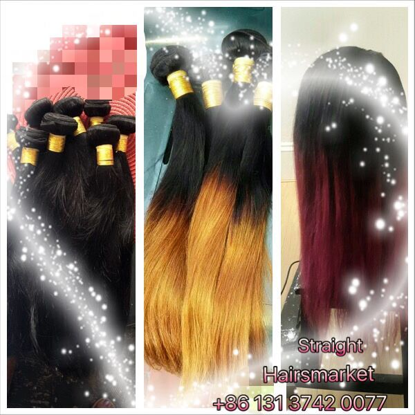Which Color Do You Want The Different Color Come Form The Same Hair
