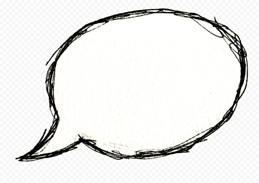 Thought Bubble Hand Drawn Thinking How To Draw Hands Thought Bubbles Thinking Photos