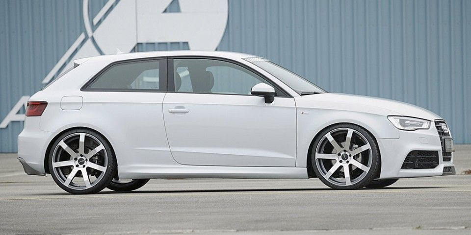 Rieger Package For New Audi A3 Adopts Rs 3 Inspired Appearance Audi A3 Audi Audi Cars