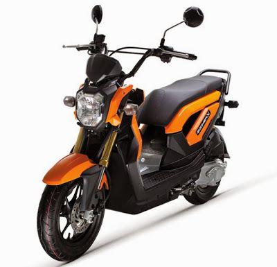 Honda Zoomer X Spec Motor Lovers