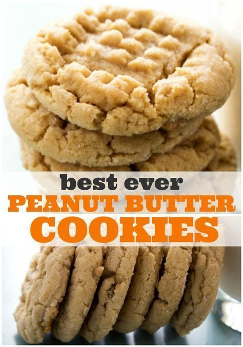 BEST EVER SOFT PEANUT BUTTER COOKIES are a classic soft  chewy peanut butter cookies have quickly become our favorite sweet treat 425590233539898180