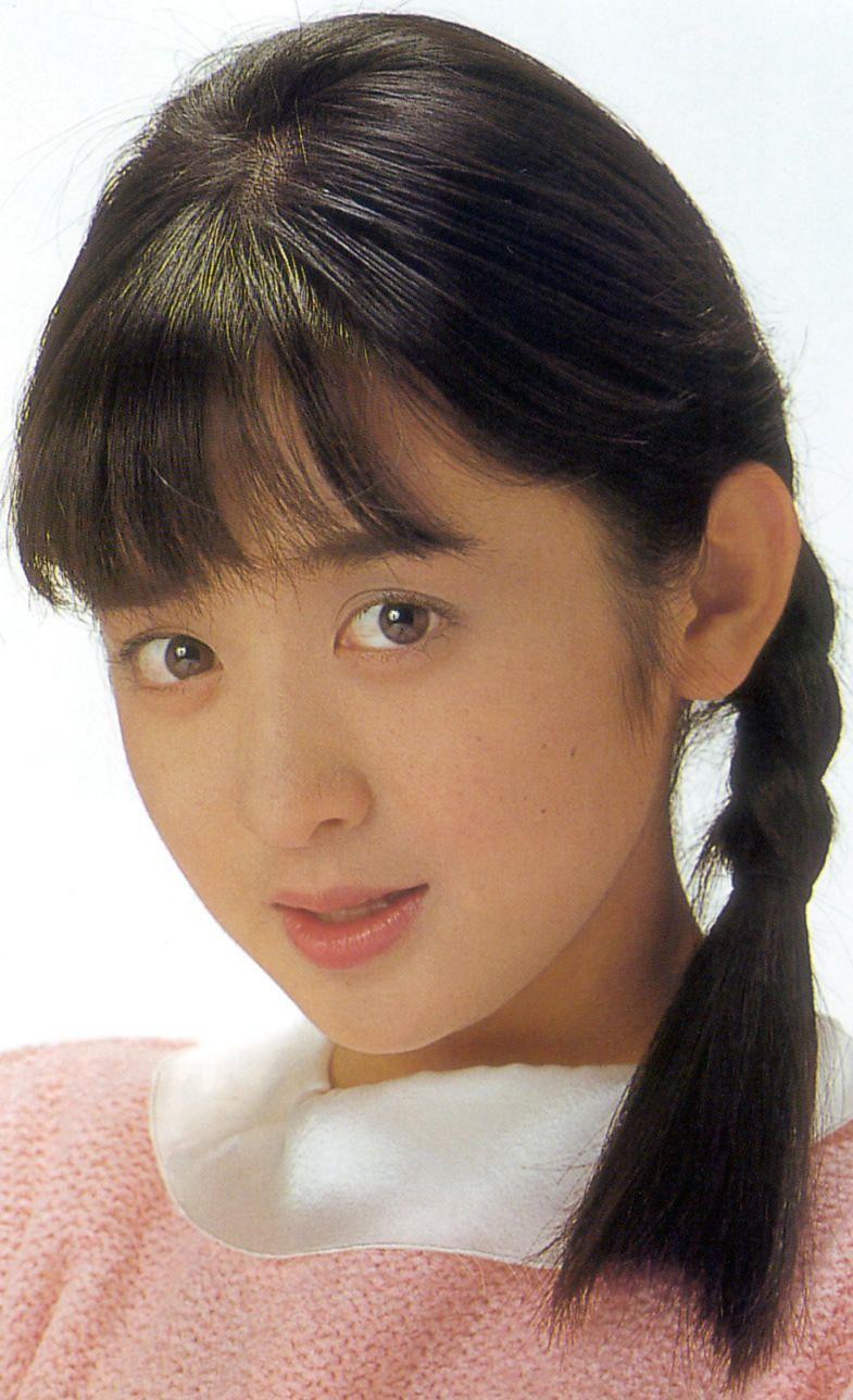 Saito Yuki (斉藤由貴) 1966-, Japanese Actress | Japanese Actress (1960s) 女優 ...