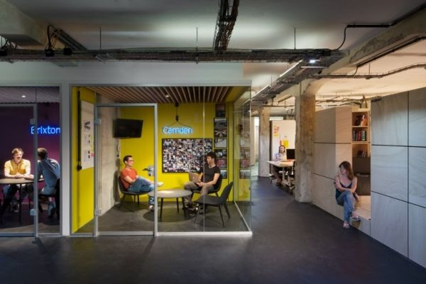 Workspace Tours: SoundCloud, Berlin. Awesome office design