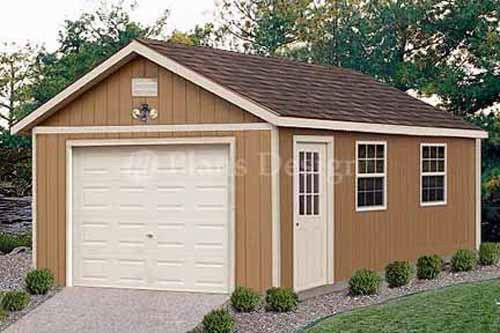 12 X 24 Yard Garage Building Gable Shed Plans 51224 Shed Blueprints Small Shed Plans Building A Shed
