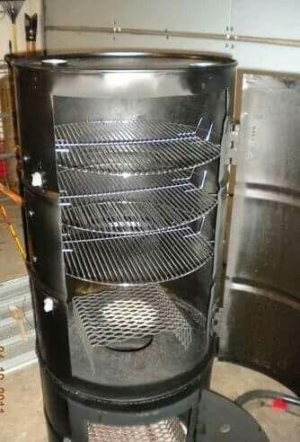 pingl par manuel furtado sur fumoir fumoir barbecue et four a bois. Black Bedroom Furniture Sets. Home Design Ideas