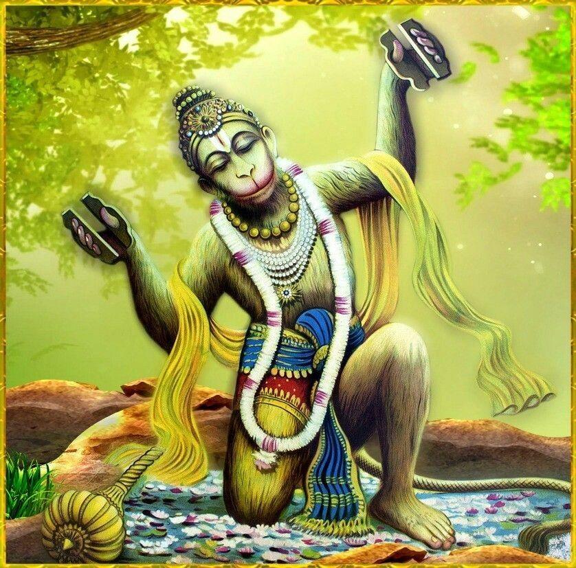 Pin by Haryram Suppiah on Monkey god Shri hanuman