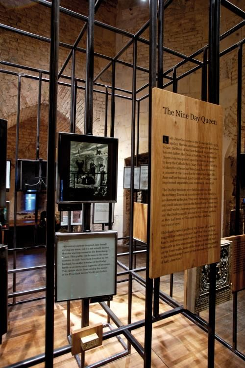 Exhibition Booth London : Tower of london beauchamp permanent exhibition