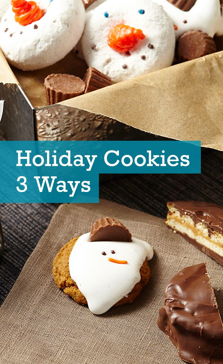 Breathe new life into store bought cookies with our