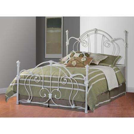 Walmart Bedroom Sets Impressive Hillsdale Cherie Ivory Bed Set  Bed Sets Ivory And Walmart Decorating Inspiration