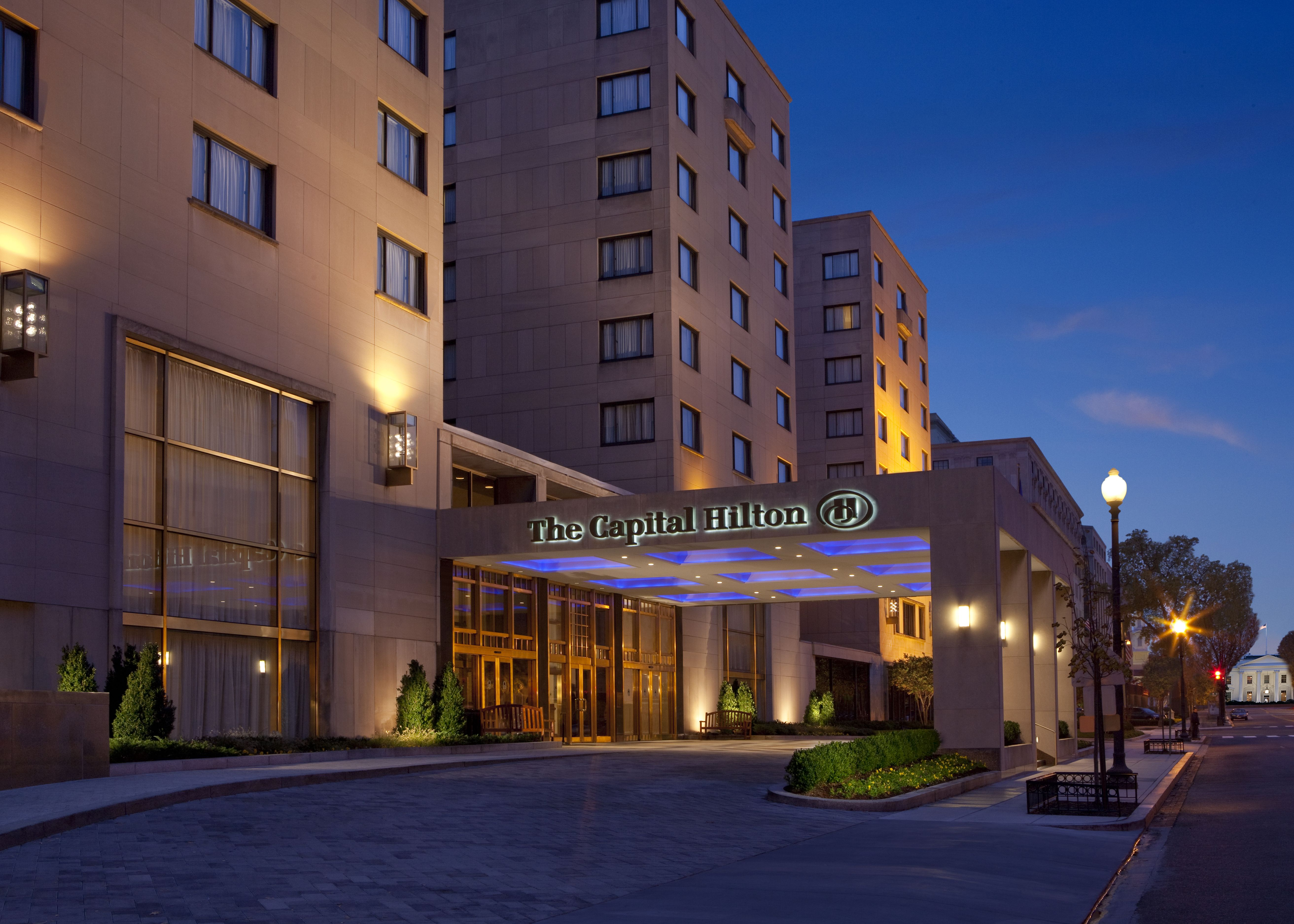 Capital Hilton A Great Family Hotel In Washington D C