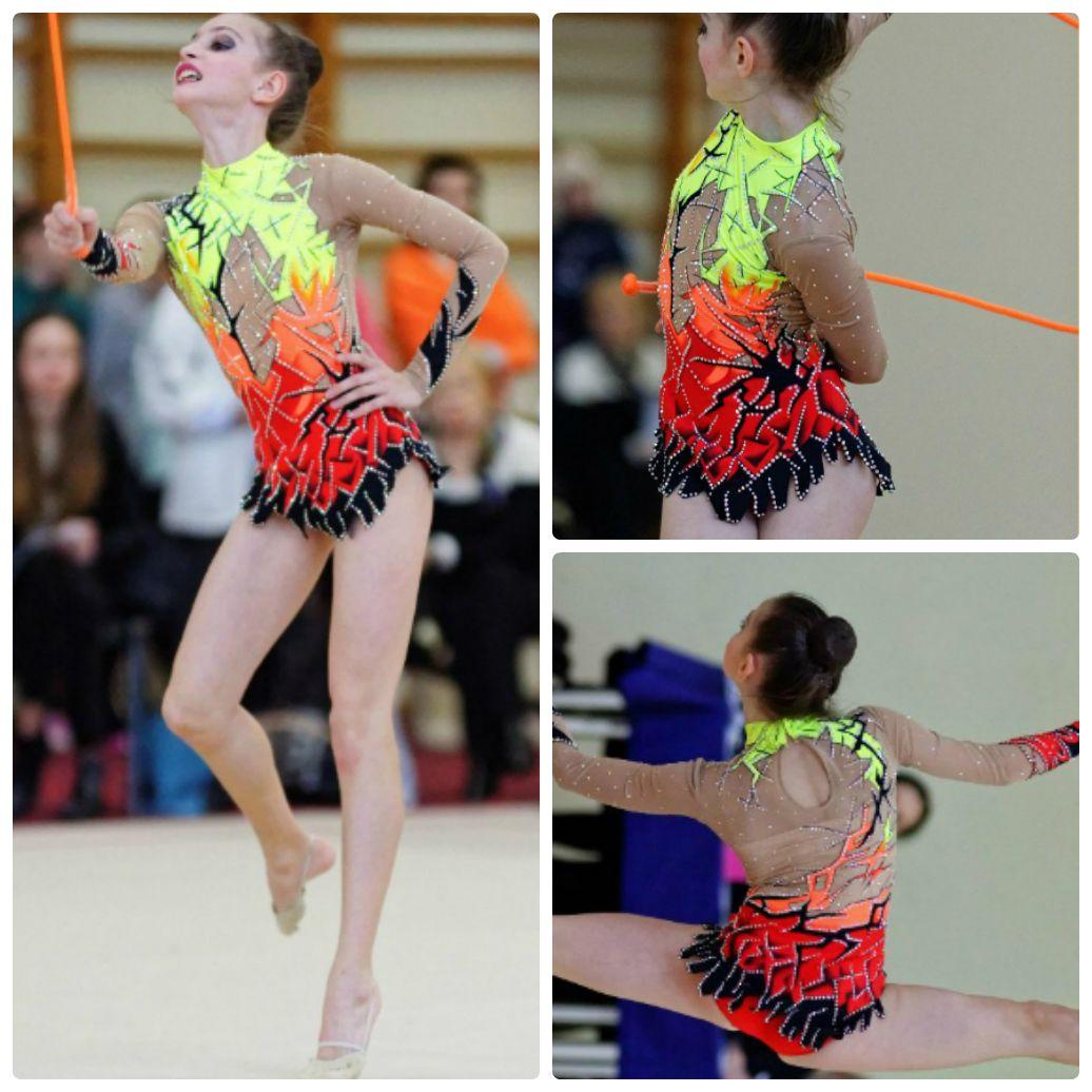 Rhythmic gymnastics leotard   Rhythmic gymnastics leotards