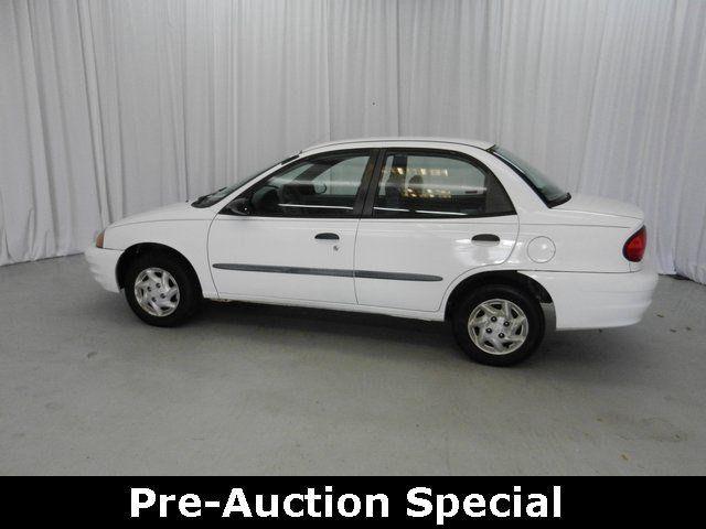 Used Cars Greenville Sc >> Less Than 1 400 2001 Chevrolet Metro Lsi White